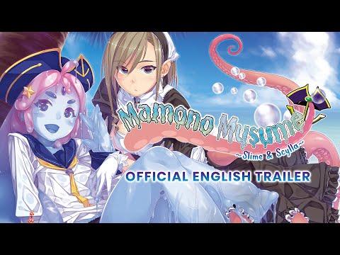 Mamono Musume - Slime & Scylla - Official English Trailer