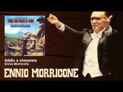 Ennio Morricone  Addio a cheyenne  C'era Una Volta Il West 1968