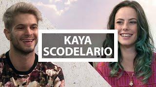 """""""FICAR, CASAR, LARGAR"""" com Kaya Scodelario"""
