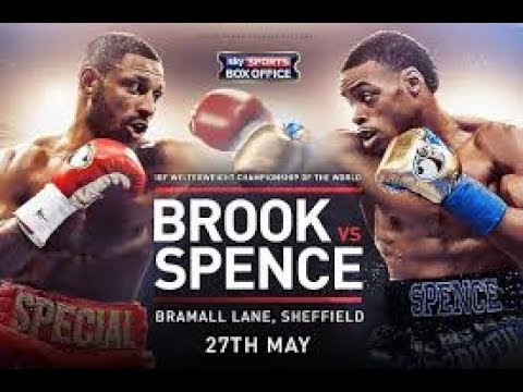 Dwyer 17-5-26 Day Before Fight - Reasons Why Spence Beats Brook