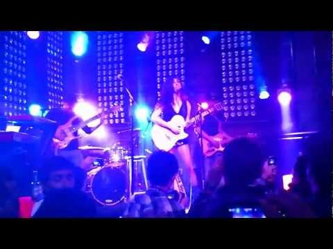 Siempre pude ver - Ana Victoria (live HD 2012)