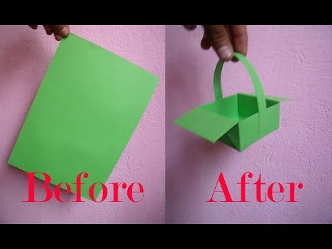 How To Make Wonderful Dustbin At Home Simple Method by Anil Sanjel