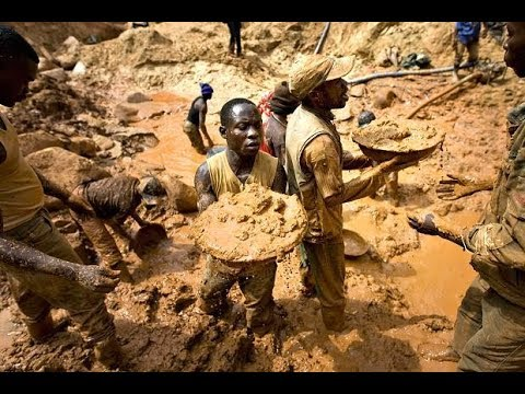 Mining Industry In Ghana - Who Really Own It