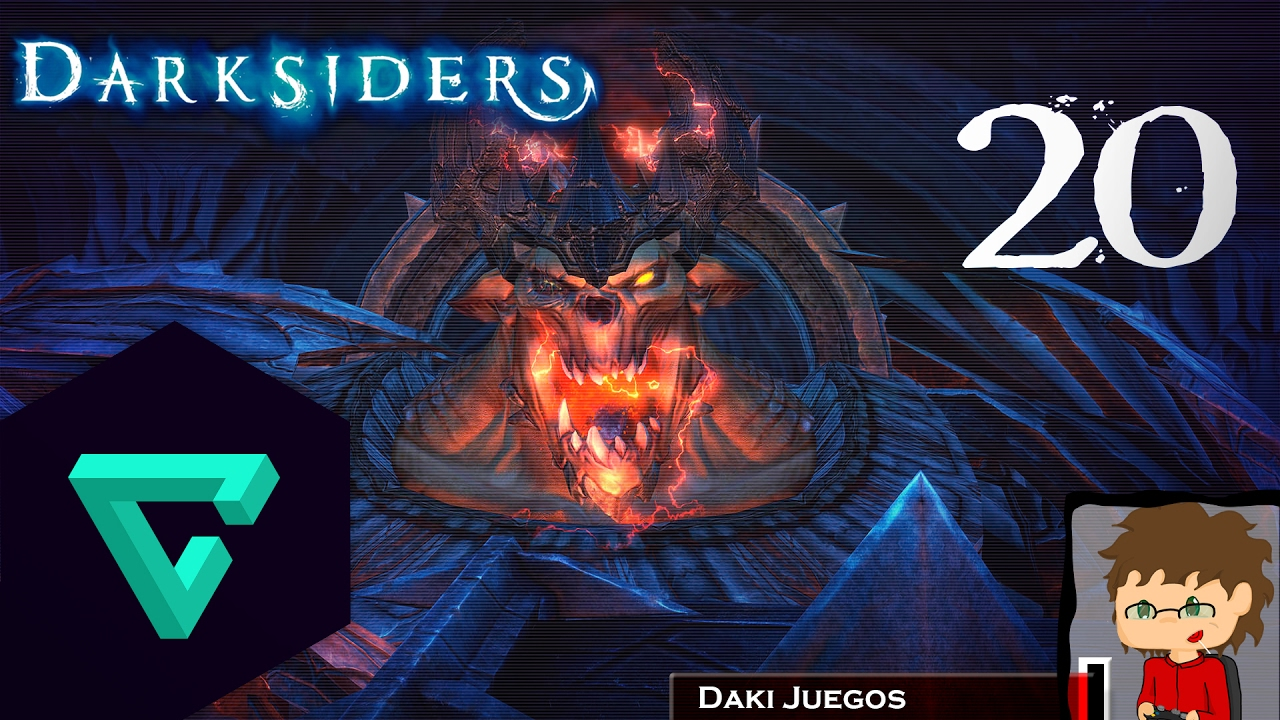 Logramos llegar a Straga! Darksiders 20 - YouTube
