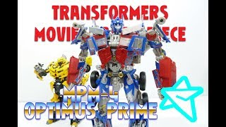 TRANSFORMERS MPM 4 OPTIMUS PRIME TAKARA VERSION REVIEW ROB A