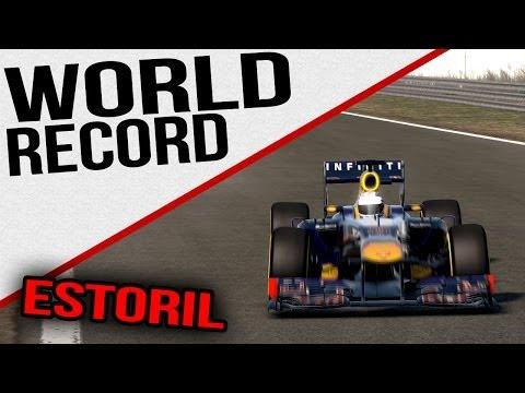 F1 2013 - WORLD RECORD - Estoril