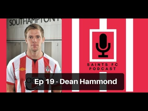 Saints FC Podcast: Episode 19 - Dean Hammond Exclusive   The Ugly Inside