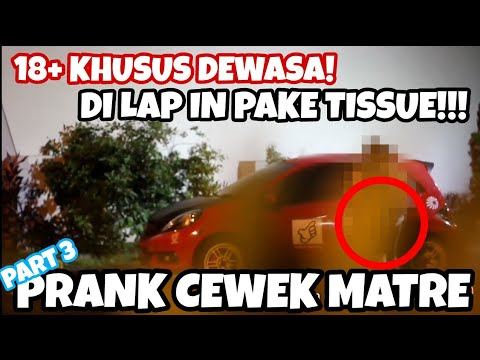 DIAJAK ML!!! PRANK CEWEK MATRE PART #3 | GOLD DIGGER INDONESIA 2018 | SOCIAL EXPERIMENT