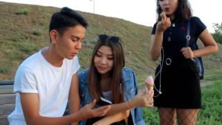 Как взять номер у девушки/Слэш на халяву/Показываем фокусы!/Temirlan Slanbek#3