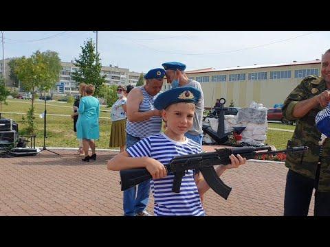 День ВДВ в Карпинске. 2 августа 2020/ www.vkarpinsk.info