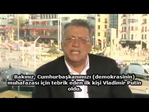Mesut Yilmaz speaks to Austrian State TV about Turkey Coup Bid