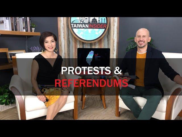 Hong Kong Protests and Taiwan Referendums | Taiwan Insider | June 20, 2019 | RTI