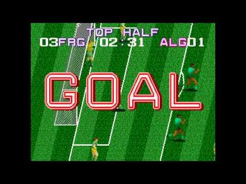 Tecmo World Cup 92 ... (Sega Genesis)