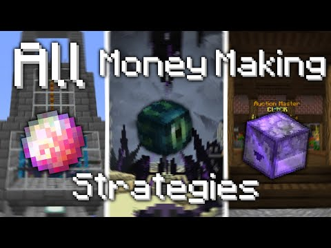 Hypixel SkyBlock Every Money Making Strategy Guide (early, Mid, And Late Game)