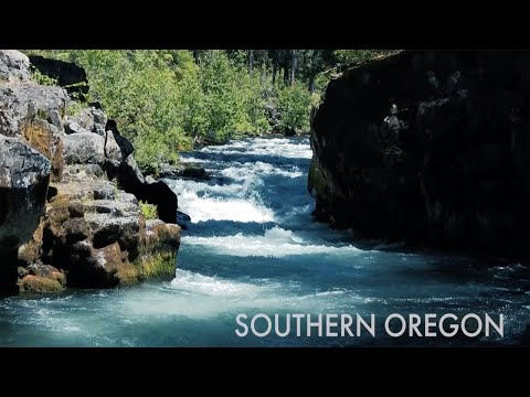 Southern Oregon Trout Fishing