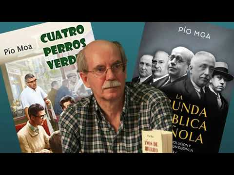 "Pío Moa: ""Sánchez es un revolucionario que está de acuerdo con Iglesias en sovietizar España"