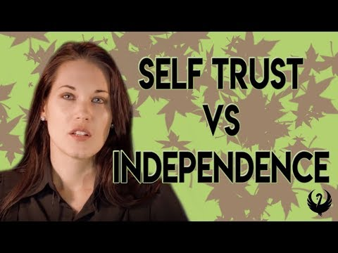 Self Trust vs Independence - Teal Swan