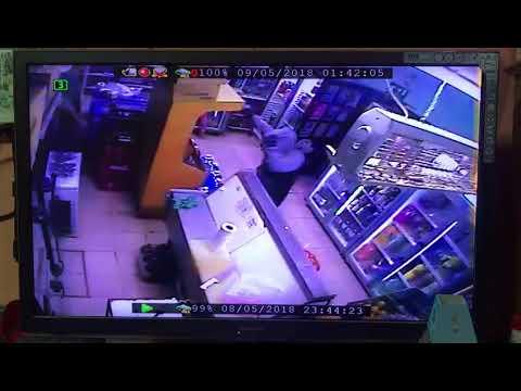 Comerciante de Caleta se defendió de un asalto a botellazos