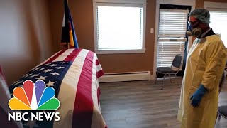 U.S. Coronavirus Death Toll Hits Grim 100,000 Milestone | NBC News NOW