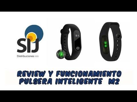 dd2c10a3b5a8 Pulsera Inteligente Deportiva Smartband M2- Ritmo Cardiaco