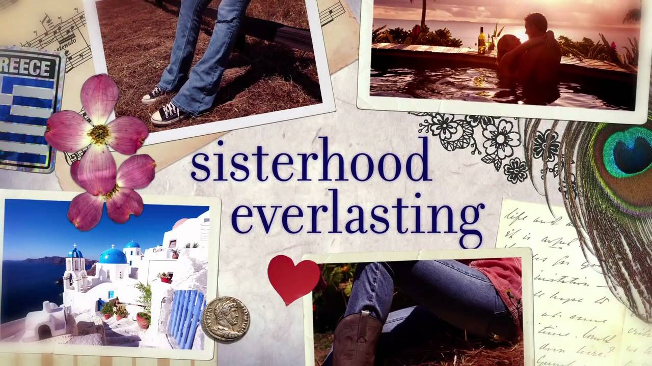 Sisterhood Of The Traveling Pants Quotes About Friendship Sisterhood Everlastingann Brashares Book Trailer  Youtube