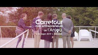 Carrefour des Entrepreneurs de l'Anjou 2019