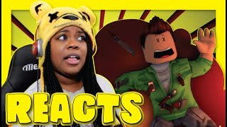 Murder Mystery Animated Roblox The Pals Reaction AyChristene Reacts