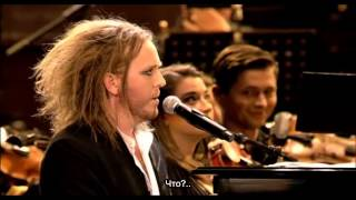 Tim Minchin - Context [literary rus sub by subsisters]