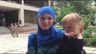 Жена фигуранта «дела Хизб ут-Тахрир» о суде над ним