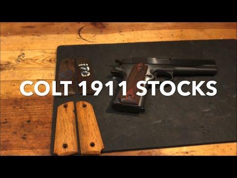 Colt 1911 Stocks