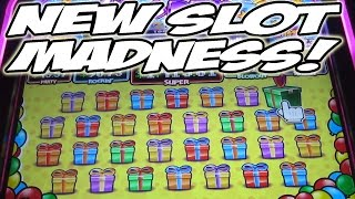 NEW GAME MADNESS!! NEW SLOTS!! NEW GAMES!! NEW SLOT MACHINES!! [Slot Machine Bonus Wins](I'm VegasLowRoller and this is my NEW GAME MADNESS!! NEW SLOTS!! NEW GAMES!! NEW SLOT MACHINES!! [Slot Machine Bonus Wins] video. Filmed at ..., 2016-09-06T16:00:01.000Z)