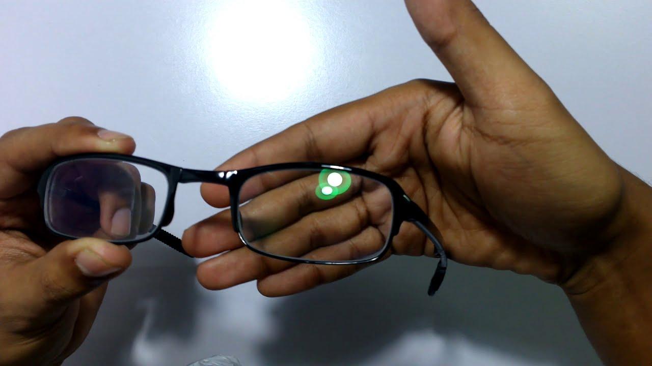 Monturas Gafas TR-90 - YouTube