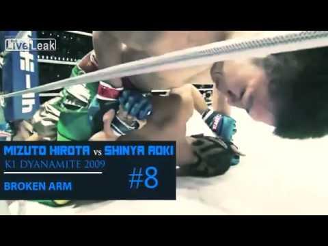 MMA İnjuries 18+