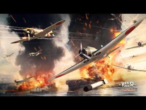 [Music] War Thunder - Japanese Main Theme