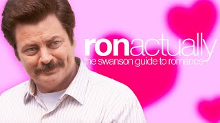 Ron Swanson's Guide to Romance | Parks & Recreation | Comedy Bites