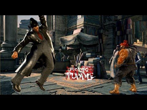 Aris Plays Tekken 7 Ranked: Taking Kazuya for a Spin