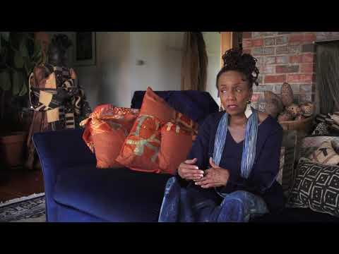 Brenda Winstead's joyful quest for West African textiles 720p