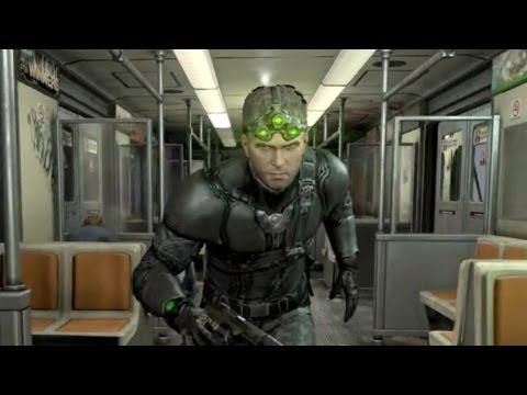 Splinter Cell: Blacklist - The Invisible Trailer
