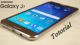 Short tutorial how to clear cache memory in samsung galaxy J7