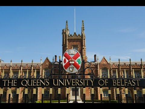 Online College Degrees : Queen's University Belfast Start Something Amazing