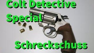 Colt Detectiv Special Schreckschusspistole