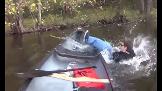 Funny Fishing Fail Compilation LOL!!!