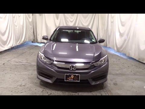 2016 Honda Civic Sedan Hudson, West New York, Jersey City, Tenafly, Paramus, NJ HHGE231119U