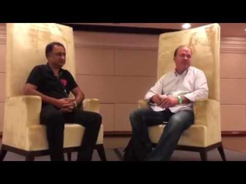 Bill Walsh Interview with Anil Gupta
