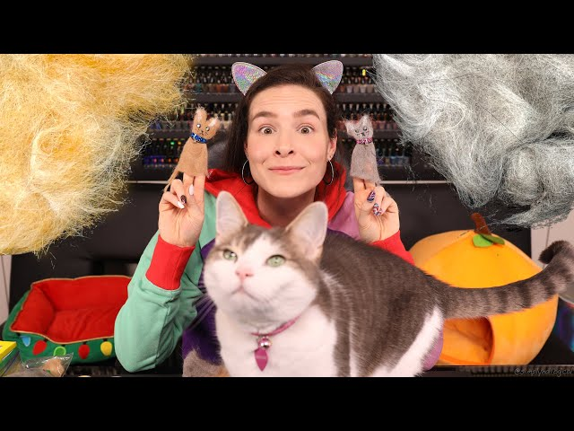 Crafting with Cat Hair (ft. losing my mind)