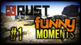 RUST FUNNY MOMENTS PT.1  Naked and Afraid