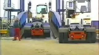 Repeat youtube video 1996 Hoek van Holland-Harwich op en af rijden Stena Line