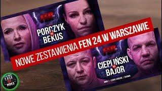 FEN 24 - Bajor vs Ciepliński oraz Porczyk vs Bekus ;)