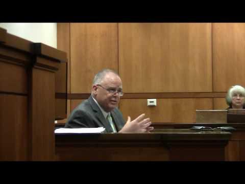 April 12 Testimony of City Attorney Tim Butler