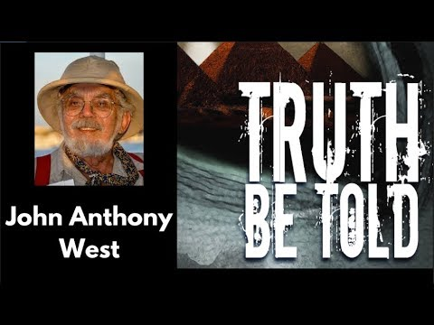 Emmy Winning Producer John Anthony West talks the Truth about Egypt
